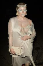 Hayley Hasselhoff At Just Jared