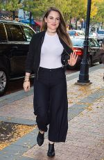 Joanna JoJo Levesque Promotes Mad Love at Fox 29