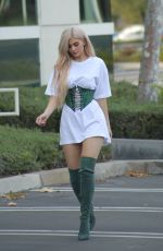 Kylie Jenner Out And About