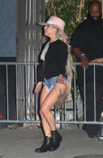 Lady Gaga Gets cheeky on her final stop of the Dive Bar Tour in Silver Lake