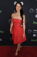 Lucy Liu At PaleyFest Made In New York presents