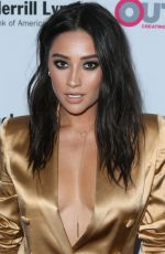 Shay Mitchell At 2016 outfest legacy awards in Los Angeles