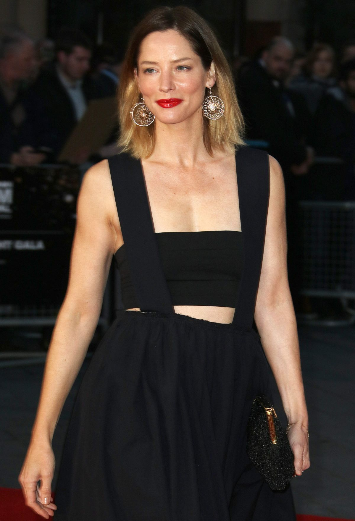 Sienna Guillory At free fire bfi film festival closing night Gala