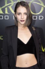 Willa Holland At celebration of 100th episode of