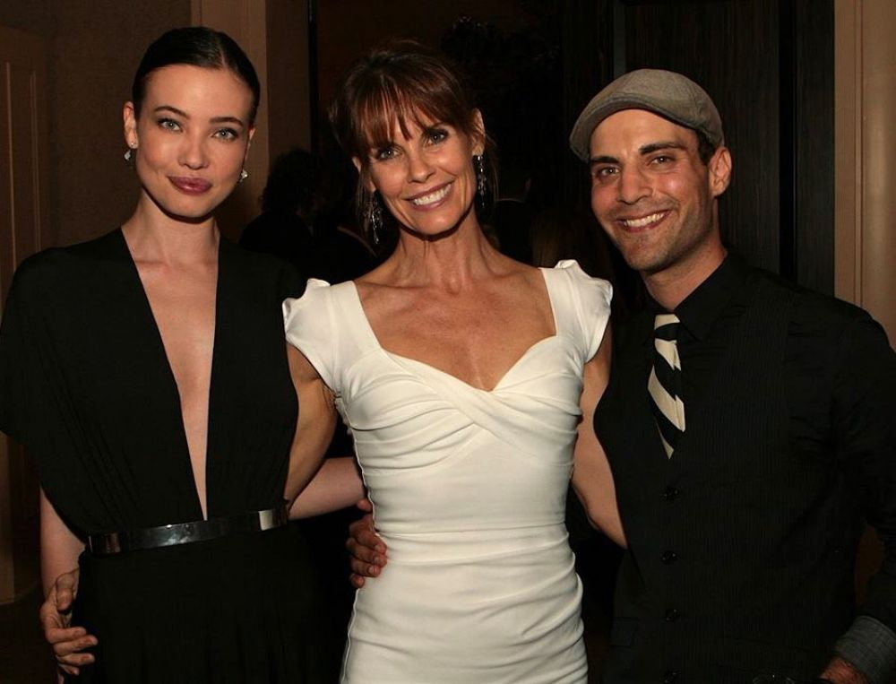 Alexandra Paul At Last Chance For Animals