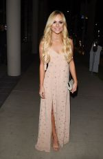 Amanda Stanton Attends the revolve party at Neuehouse, Hollywood