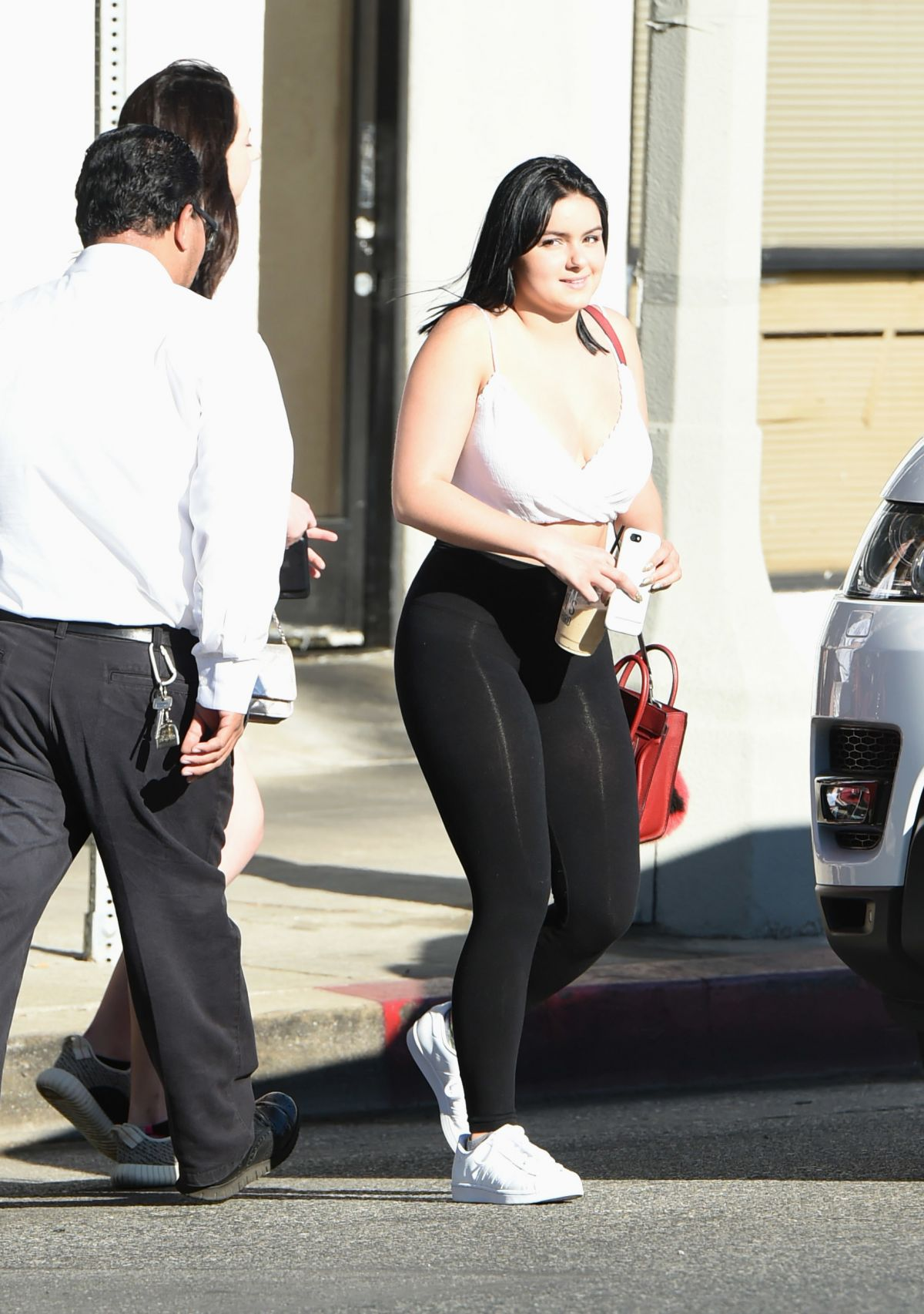 Ariel Winter Out in L.A.