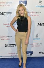 Audrey Whitby At TMA Heller Awards in Beverly Hills
