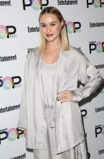 Becca Tobin At Entertainment Weekly PopFest, Los Angeles