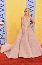 Carrie Underwood At 50th Annual CMA Awards in Nashville