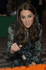Catherine The Duchess of Cambridge At tea party in honour of