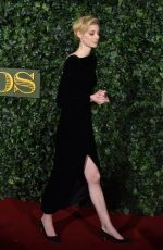 elizabeth debicki - london evening standard theatre awards - 11/13/16