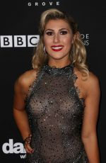 Emma Slater At 'Dancing With the Stars' Season 23 Finale in Hollywood