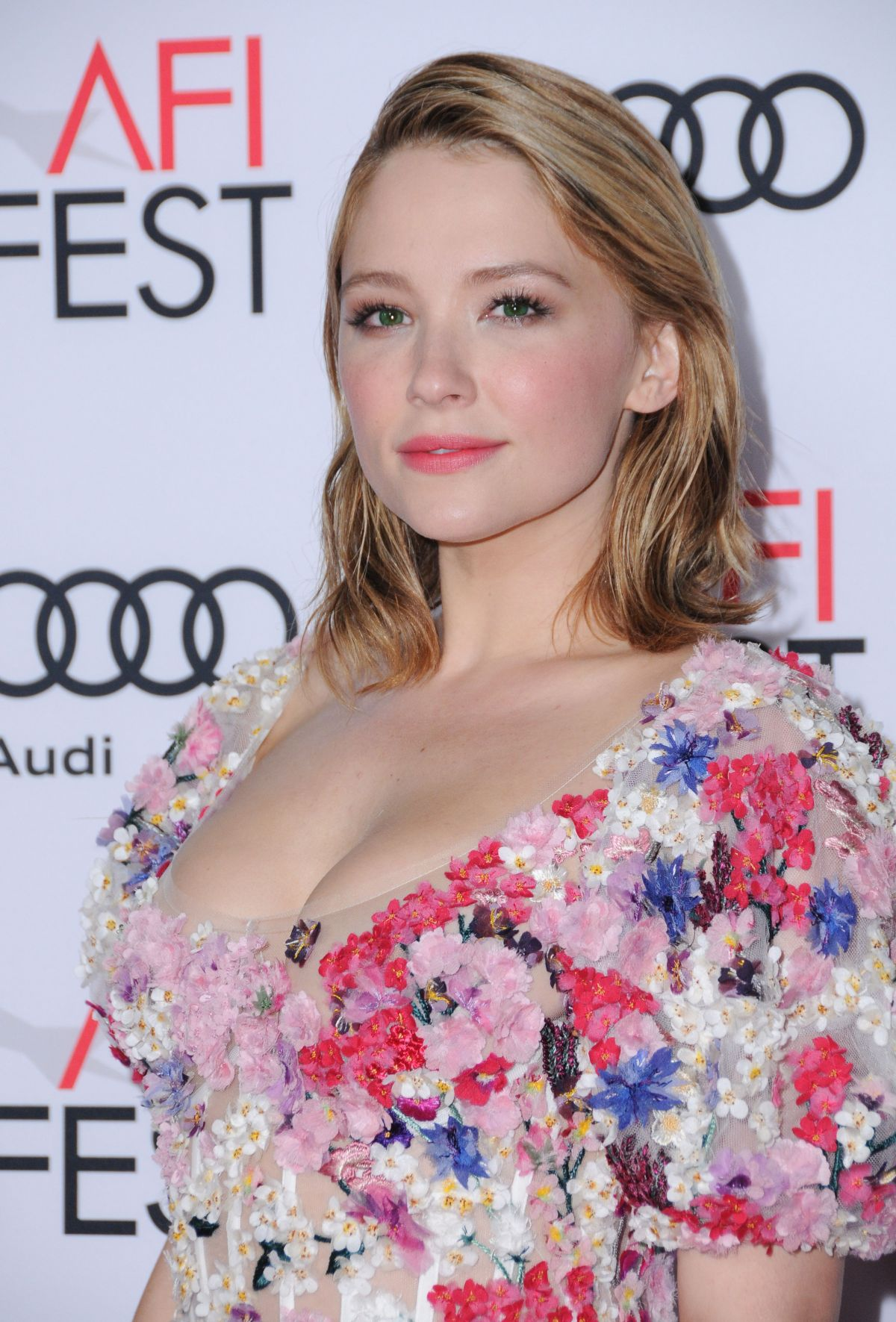 Haley Bennett At