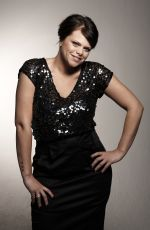 Jade Goody At Peter Pedonomou Photoshoot, 2008