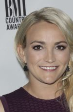 Jamie Lynn Spears At 64th Annual BMI Country Awards in Nashville