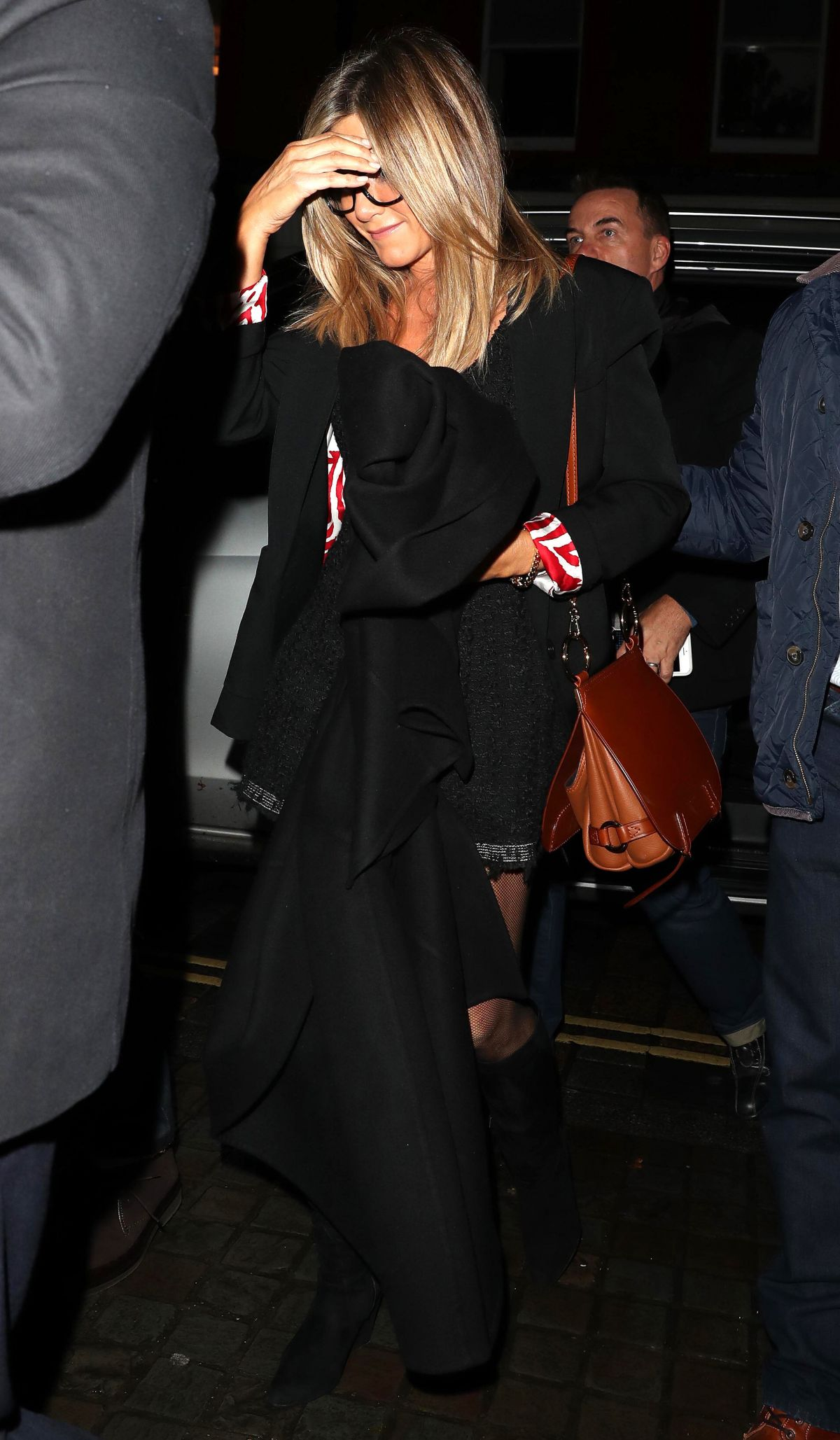 Jennifer Aniston At the Chiltern Firehouse in London   jennifer-aniston-at-the-chiltern-firehouse-in-london_2