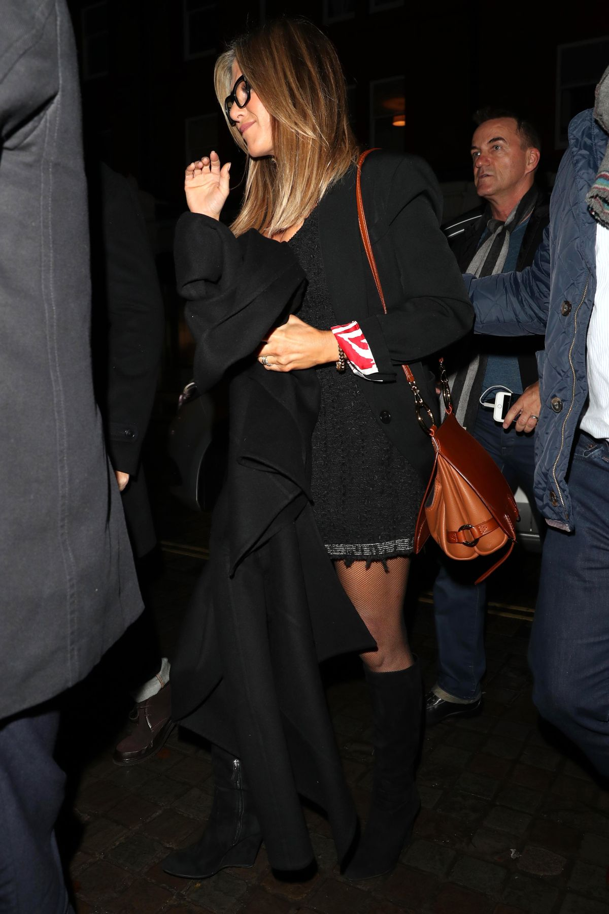 Jennifer Aniston At the Chiltern Firehouse in London   jennifer-aniston-at-the-chiltern-firehouse-in-london_5