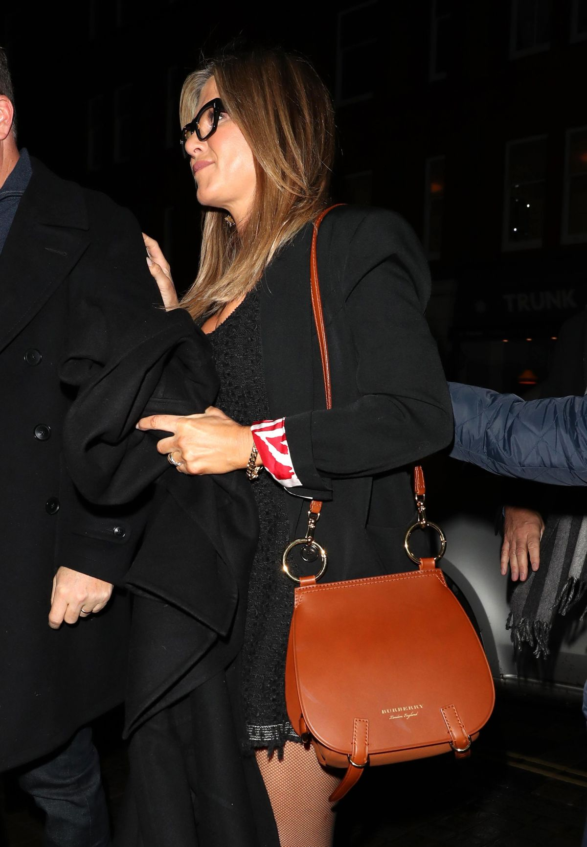 Jennifer Aniston At the Chiltern Firehouse in London   jennifer-aniston-at-the-chiltern-firehouse-in-london_6