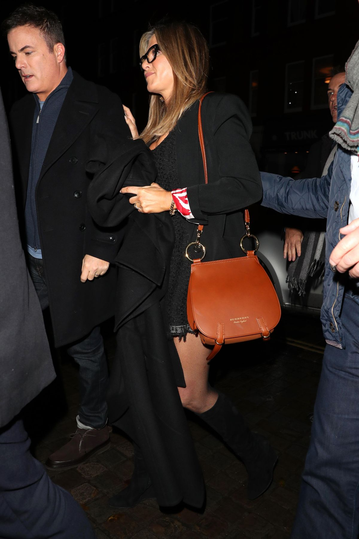 Jennifer Aniston At the Chiltern Firehouse in London   jennifer-aniston-at-the-chiltern-firehouse-in-london_7