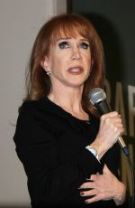 Kathy Griffin At Kathy Griffin's Celebrity Run-In's Book Signing at Barnes & Noble, NY