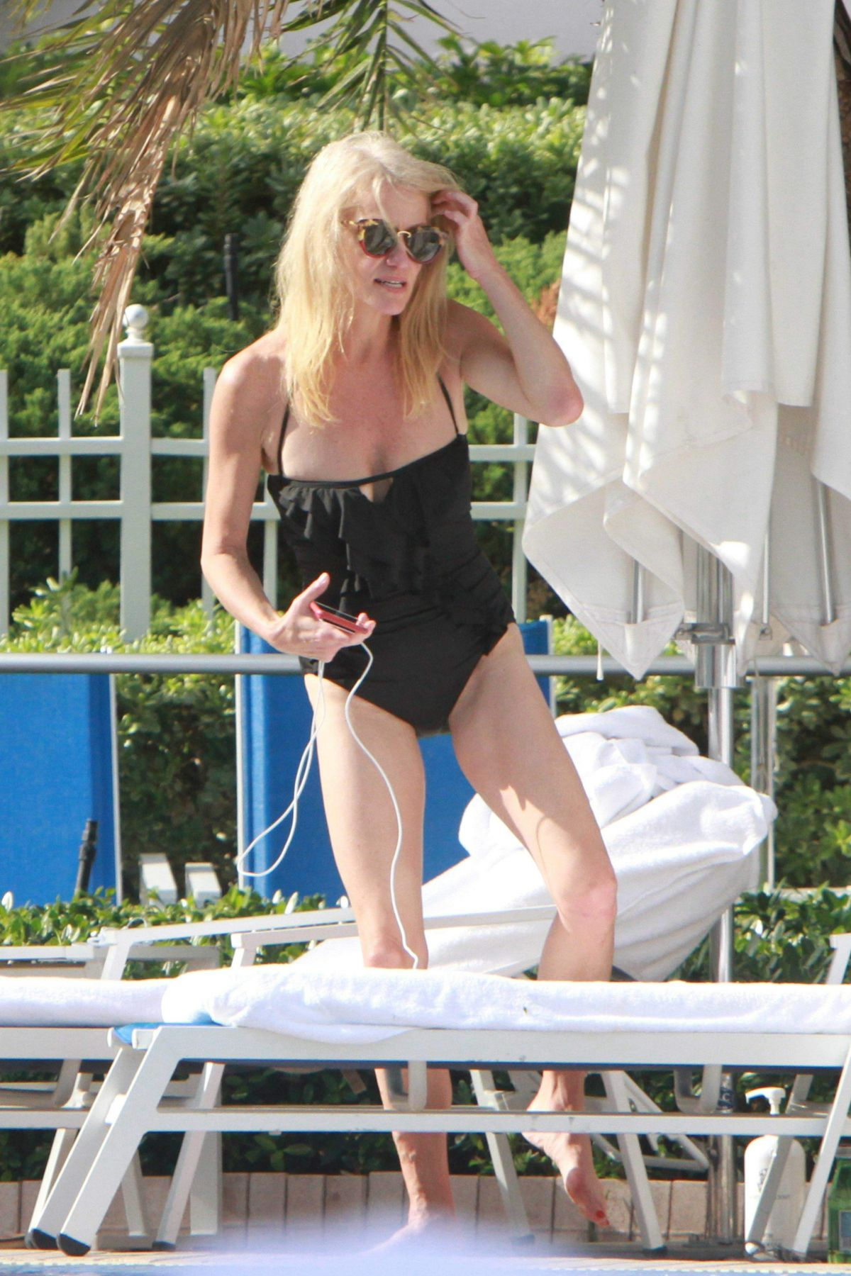 Kelly Anne Conway Swimsuit Miami