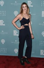 Madeline Zima At 2016 napa valley film festival in Yountville