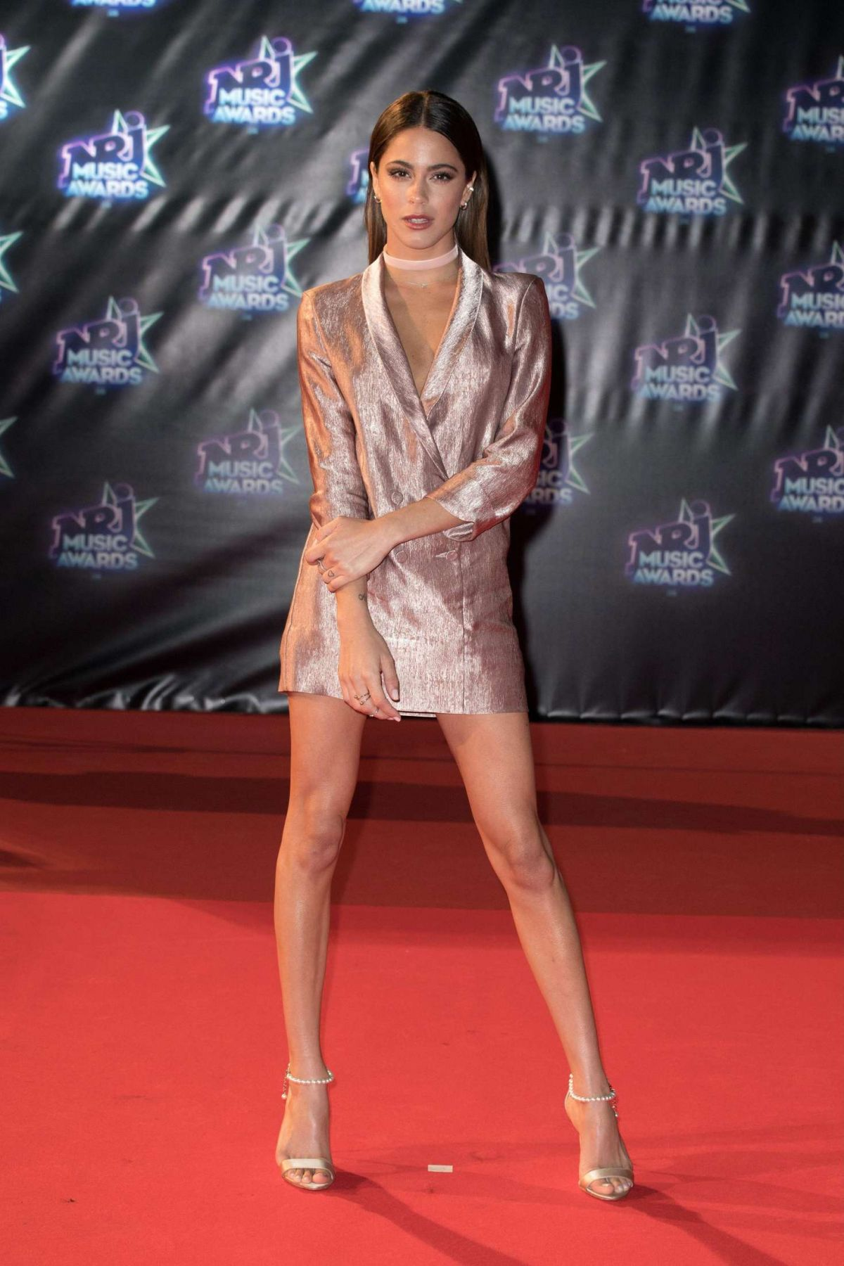 Martina Stoessel At NRJ Music Awards 2016 in Cannes