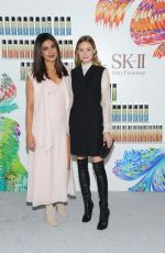 Olivia Palermo At The SK-II Holiday Essence Collection Launch Party