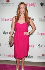 POPPY MONTGOMERY at 2016 Pink Party in Santa Monica