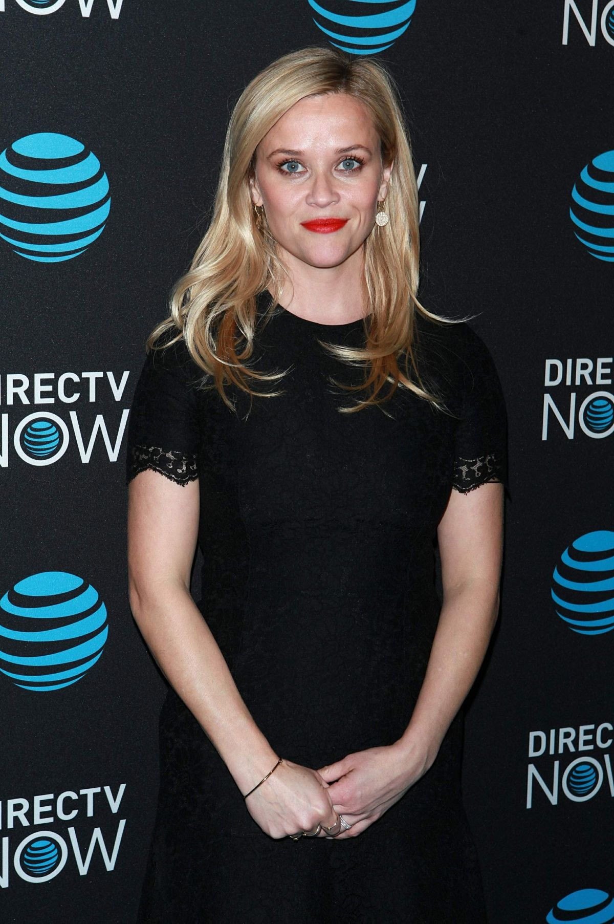 Reese Witherspoon At At T Celebrates The Launch Of Directv Now In Nyc Celebzz Celebzz