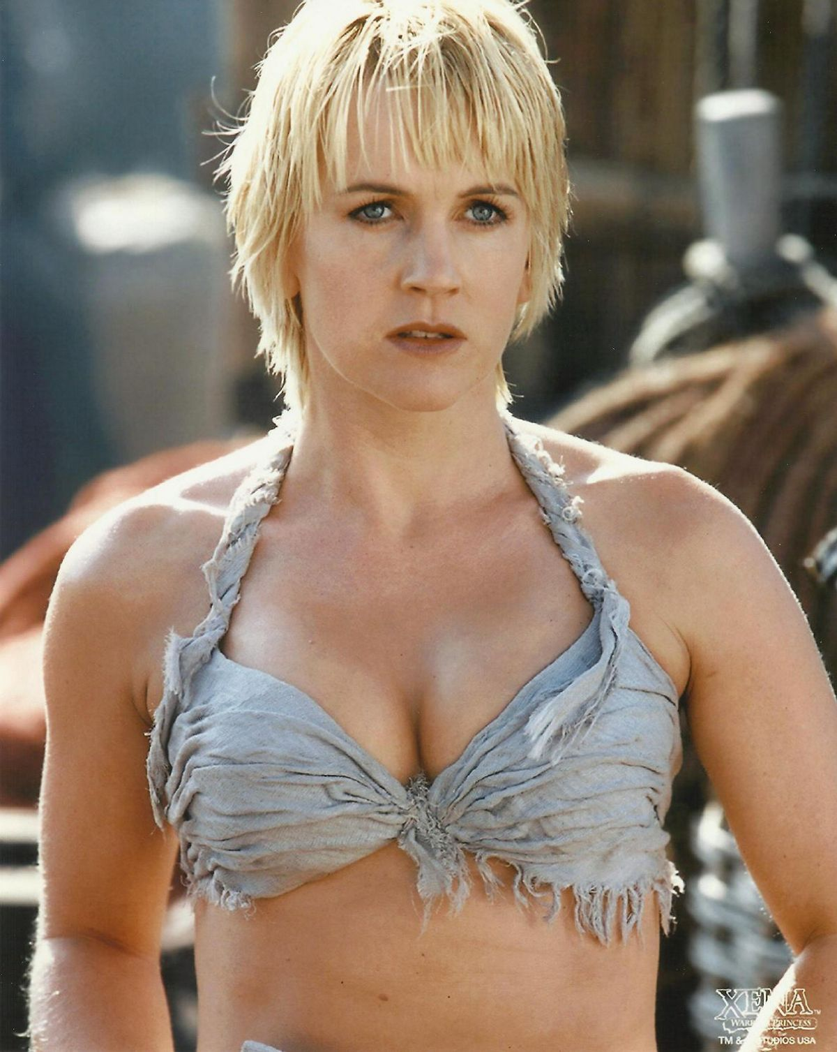 Renee o connor bikini