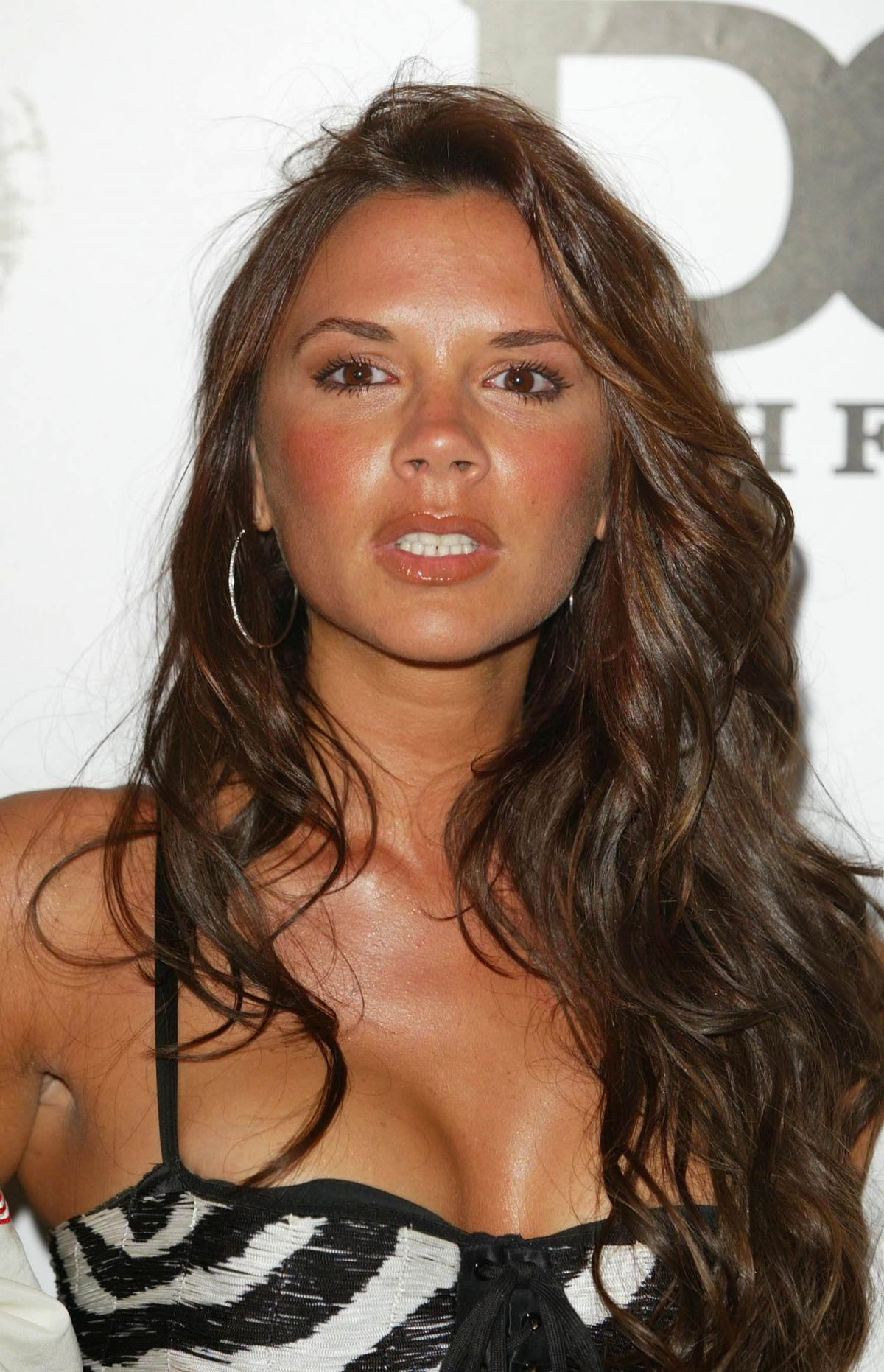 Victoria Beckham At Rocawear Launch Party In London ...