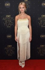 Zara Larsson At CMT Artist of the Year, Nashville