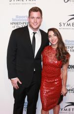 Aly Raisman At Sports Illustrated Sportsperson of the Year 2016 in New York