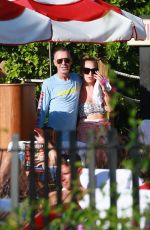 Chloe Green On Miami beach