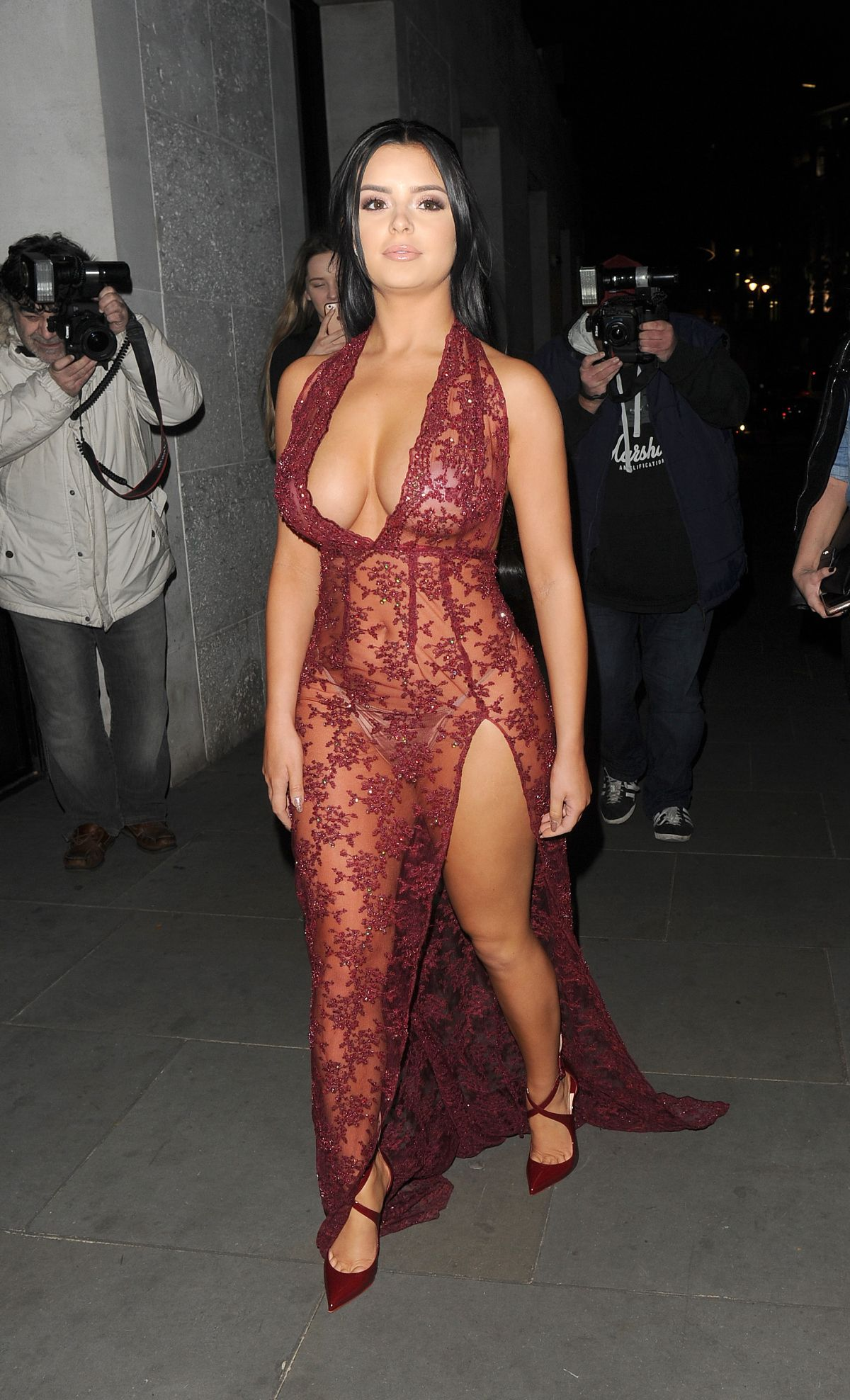 Demi Rose At Sixty6 Magazine Launch Party In London   demi-rose-at-sixty6-magazine-launch-party-in-london_10