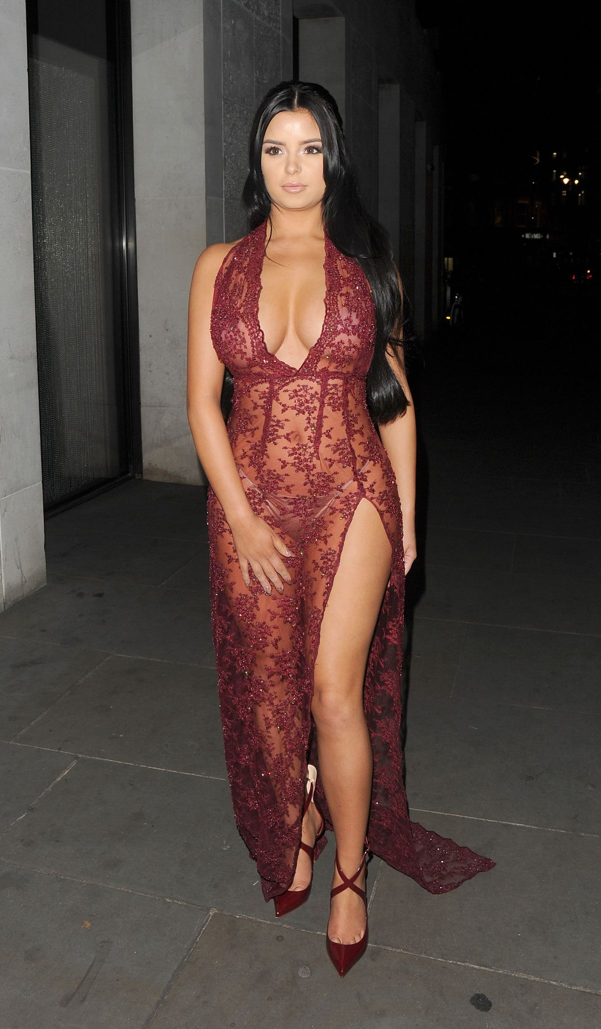 Demi Rose At Sixty6 Magazine Launch Party In London   demi-rose-at-sixty6-magazine-launch-party-in-london_11