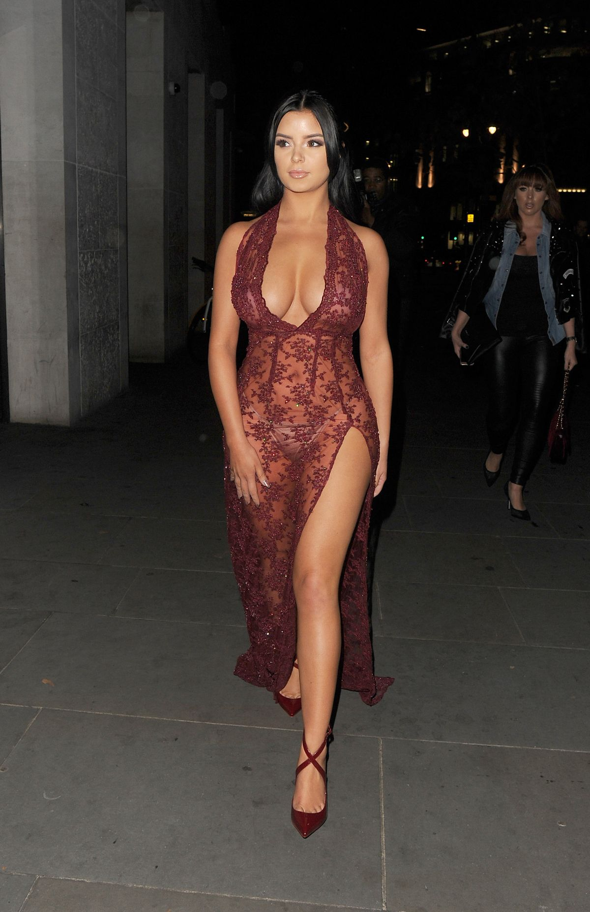 Demi Rose At Sixty6 Magazine Launch Party In London   demi-rose-at-sixty6-magazine-launch-party-in-london_13