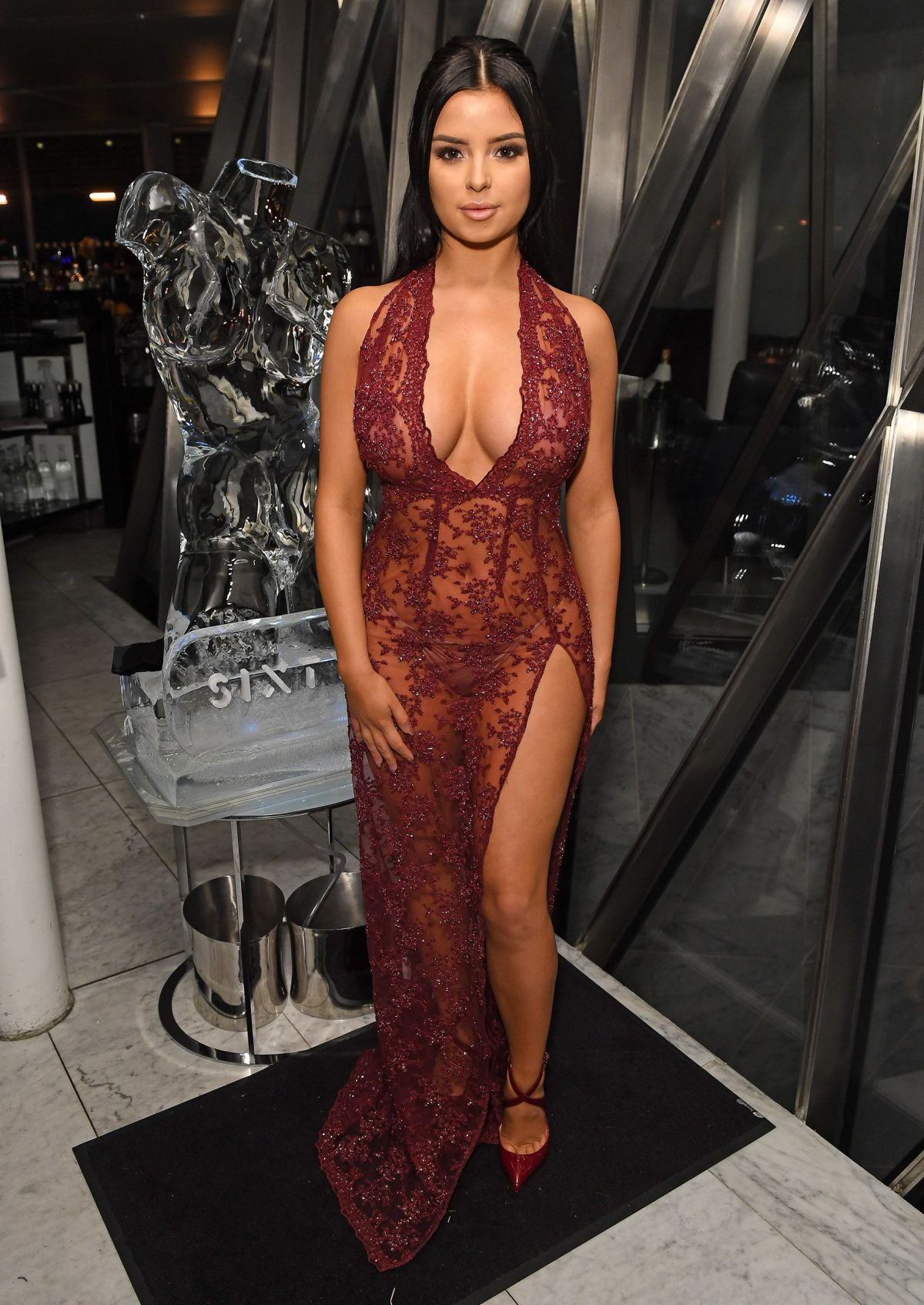 Demi Rose At Sixty6 Magazine Launch Party In London   demi-rose-at-sixty6-magazine-launch-party-in-london_16