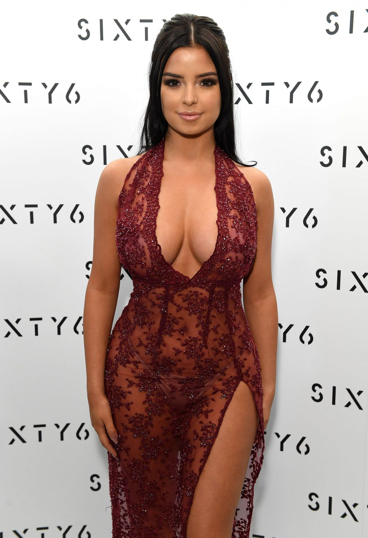 Demi Rose At Sixty6 Magazine Launch Party In London   demi-rose-at-sixty6-magazine-launch-party-in-london_19