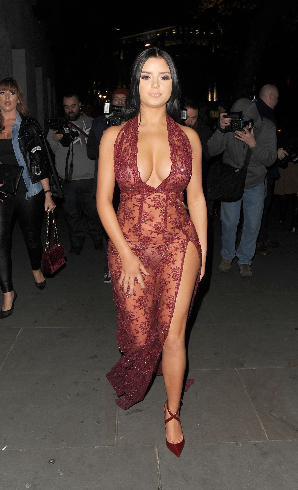 Demi Rose At Sixty6 Magazine Launch Party In London   demi-rose-at-sixty6-magazine-launch-party-in-london_2