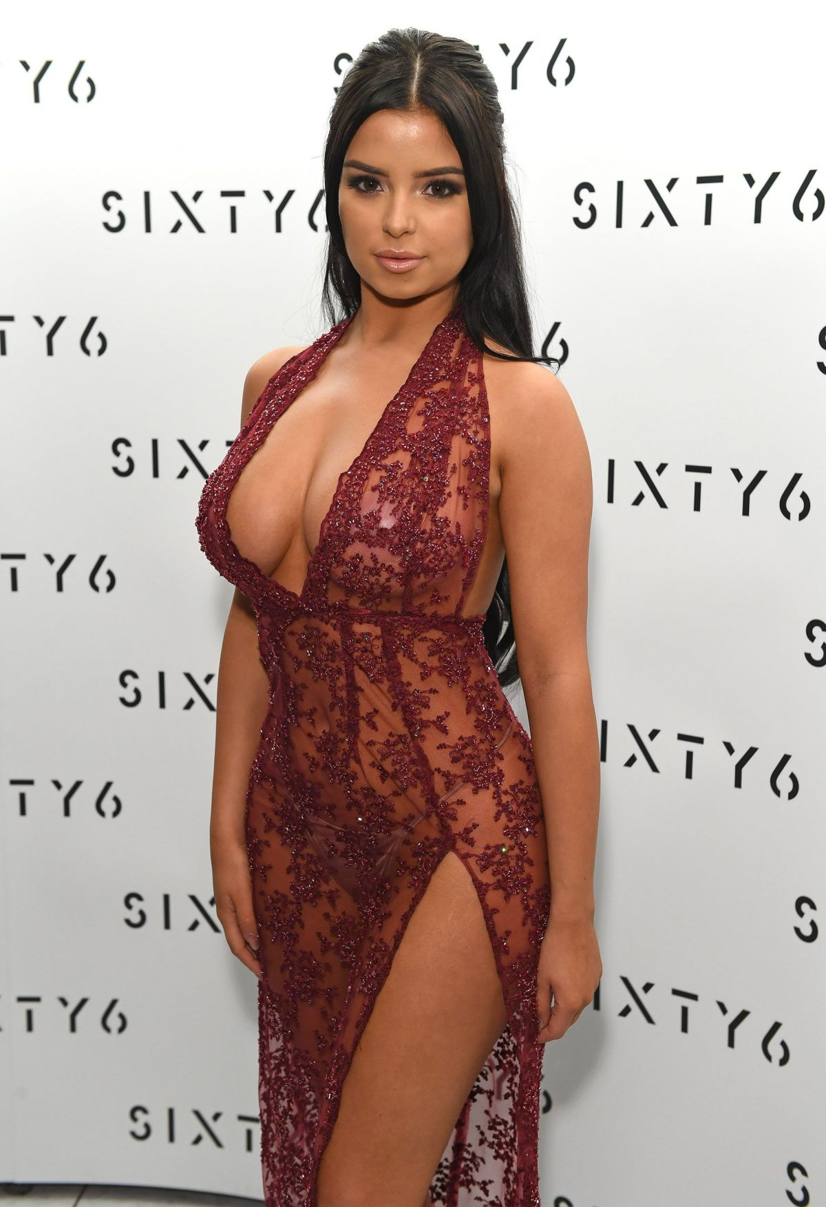 Demi Rose At Sixty6 Magazine Launch Party In London   demi-rose-at-sixty6-magazine-launch-party-in-london_23