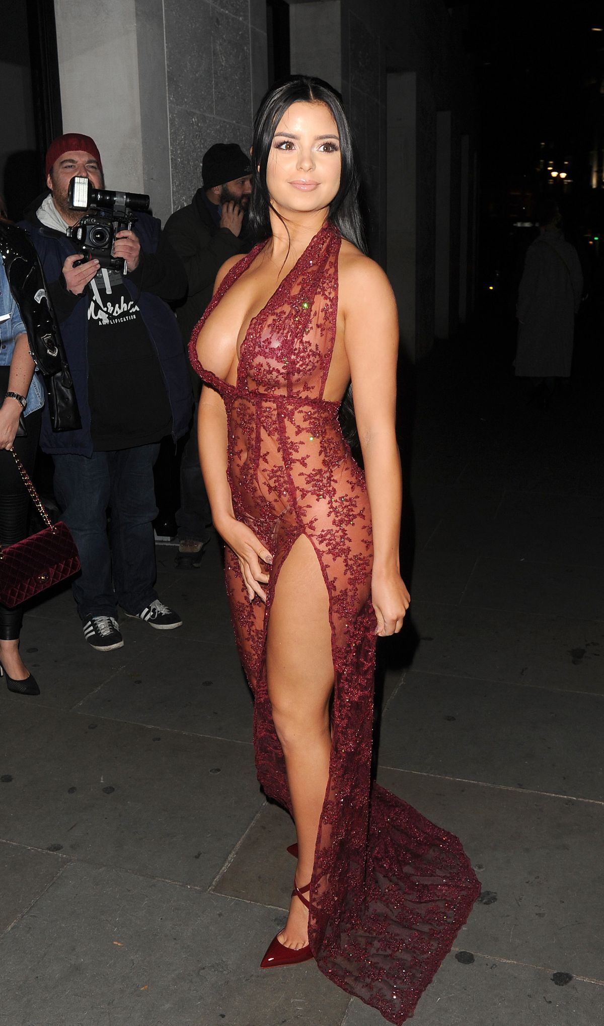 Demi Rose At Sixty6 Magazine Launch Party In London   demi-rose-at-sixty6-magazine-launch-party-in-london_3