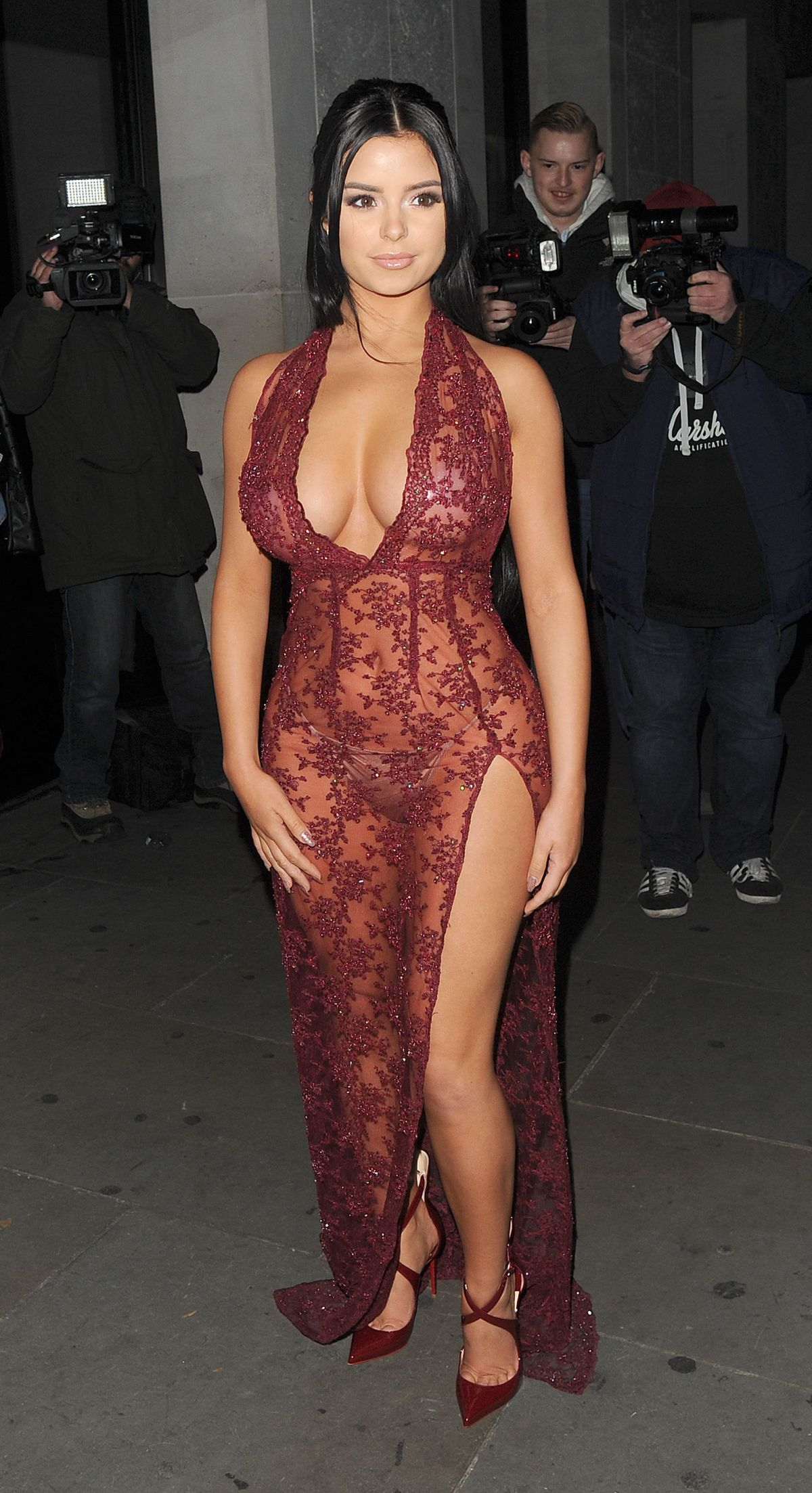 Demi Rose At Sixty6 Magazine Launch Party In London   demi-rose-at-sixty6-magazine-launch-party-in-london_4