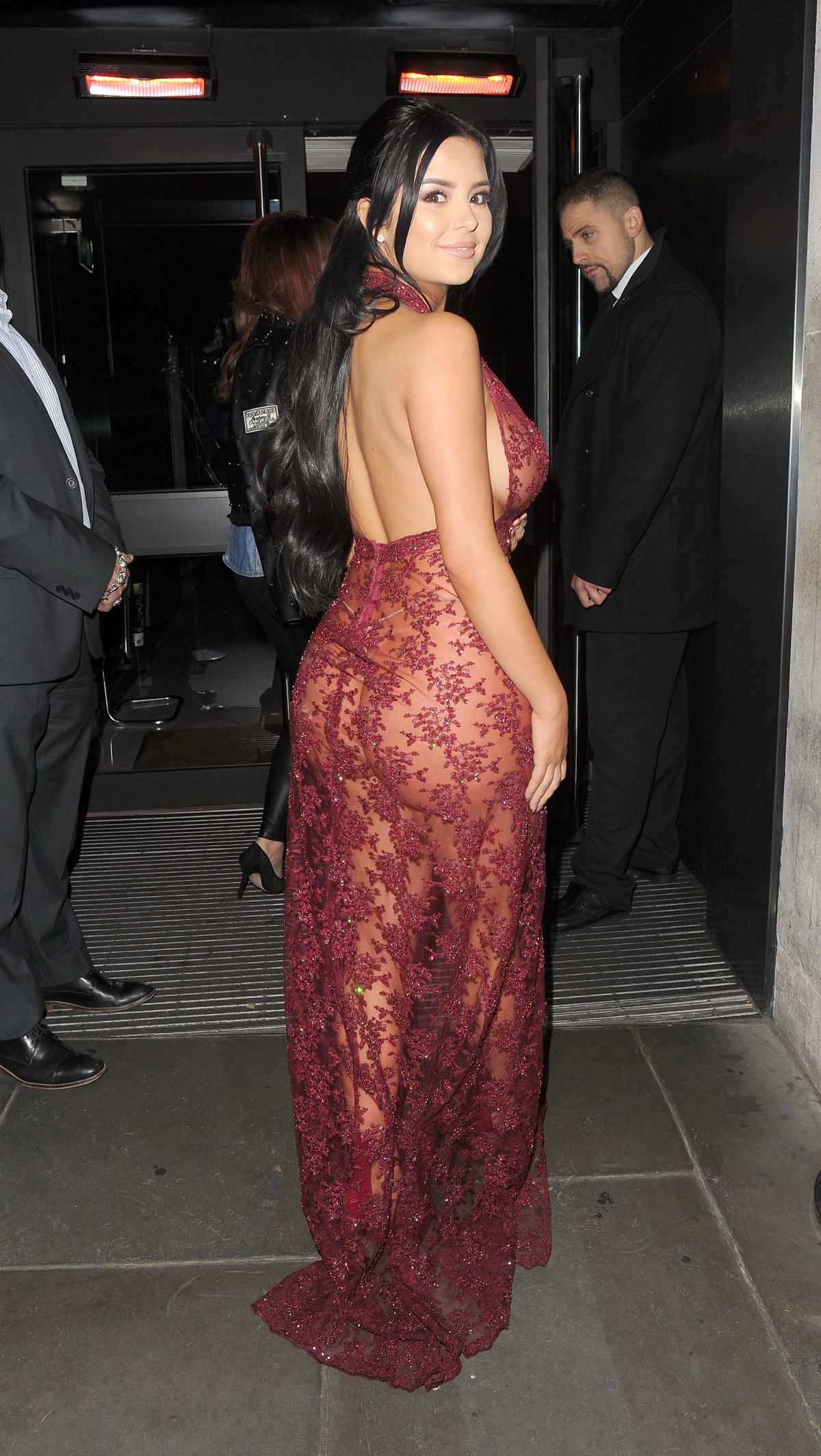 Demi Rose At Sixty6 Magazine Launch Party In London   demi-rose-at-sixty6-magazine-launch-party-in-london_5