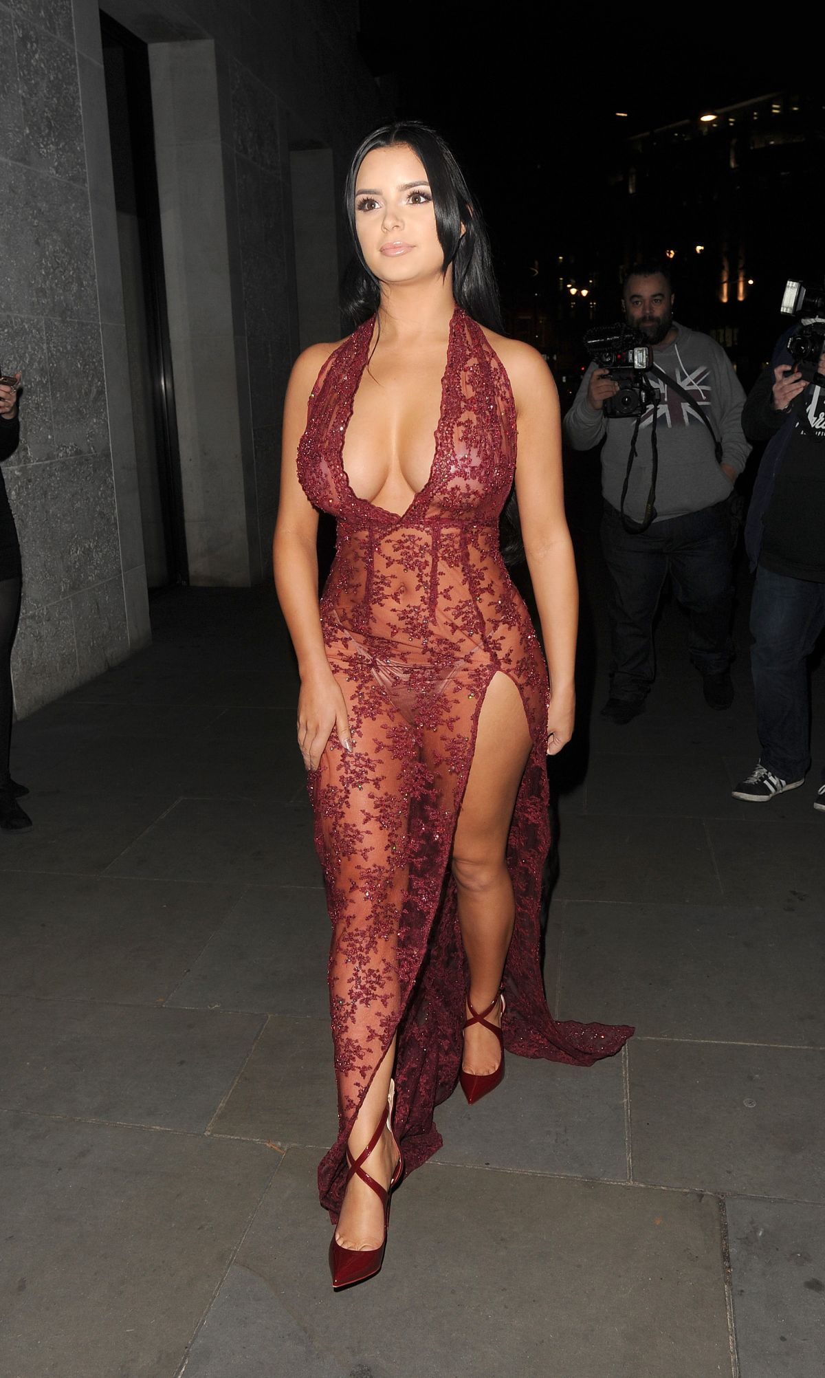 Demi Rose At Sixty6 Magazine Launch Party In London   demi-rose-at-sixty6-magazine-launch-party-in-london_6
