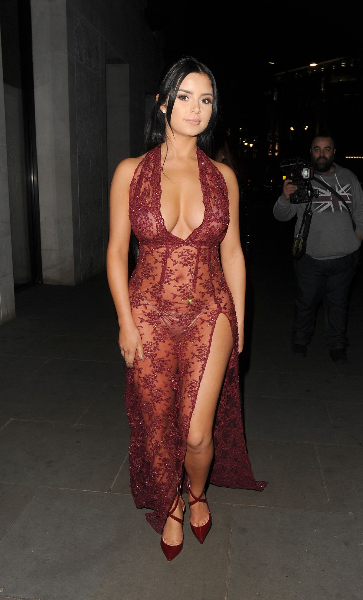 Demi Rose At Sixty6 Magazine Launch Party In London   demi-rose-at-sixty6-magazine-launch-party-in-london_7