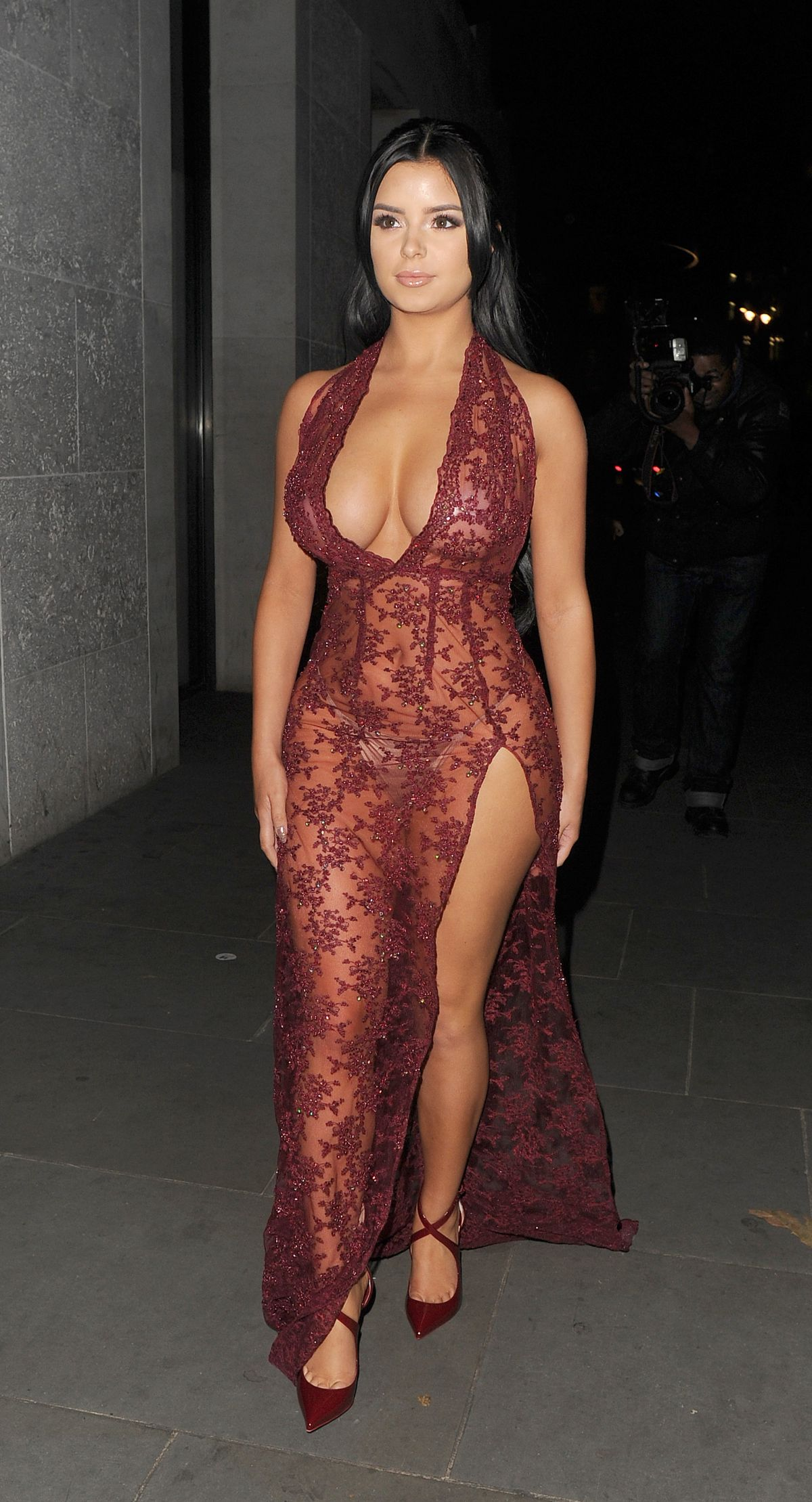 Demi Rose At Sixty6 Magazine Launch Party In London   demi-rose-at-sixty6-magazine-launch-party-in-london_9