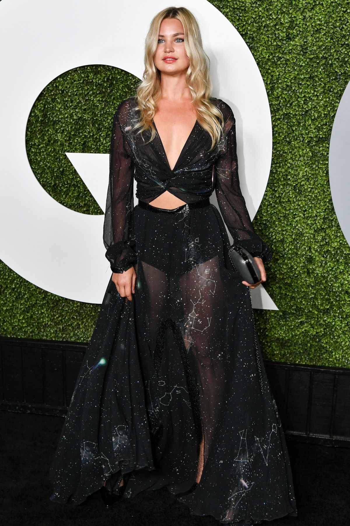 Jennifer Akerman At the GQ Men of The Year Awards 2016 at the Chateau Marmont, West Hollywood